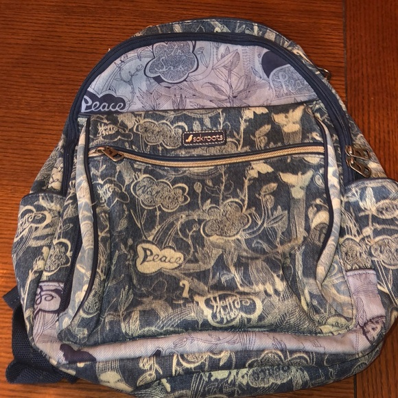 Sakroots Handbags - Sakroots laptop backpack super cute used once